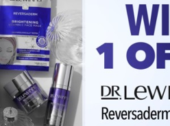 Win 1 of 10 Dr Lewinn's Reversaderm Gift Sets