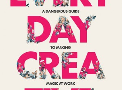 Win 1 of 9 copies of Everyday Creative