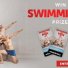 Win one of five Swimming With Men packs