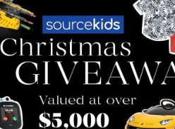 Win Over $5,000 Worth of Toys