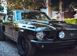 Win a replica 1967 Ford Mustang Fastback