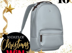 Win a Victorinox backpack