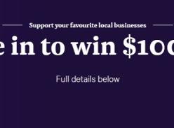 Win a $1000 VISA Gift Card