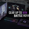 Win 1 of 2 COD: Warzone-Themed Chassis/Headset/Mouse Bundles