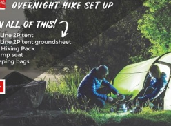 Win an Overnight Hike Setup