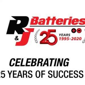 Win 1 of 5 R&J Batteries 25th Anniversary Bar Fridges