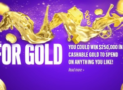 Win Prizes up to $250,000