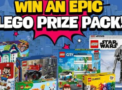 Win a LEGO Prize Pack