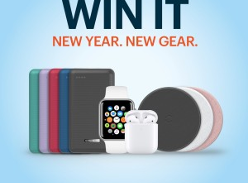 Win 1 of 26 Prizes (Apple Watch 6/Apple AirPods/Cygnett Products)
