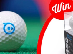 Win 1 of 5 Sphero Mini robotic balls