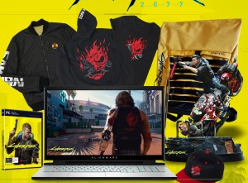 Win a Cyberpunk 2077 Launch Prize Pack