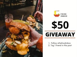 Win a Uber Eats Gift Card