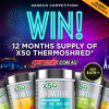 Win 12 Months Supply of Showtime Thermogenics by X50
