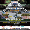 Win a Family Pass to Monster Truck Rumble