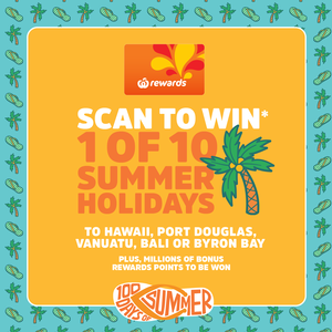 Win 1 of 10 Summer Holidays