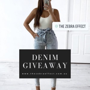 Win 1x Pair of Fashion Denim Jeans