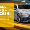 Win & drive the all new AMG CLA45 S + $50K Cash in your pocket!