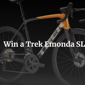 Win a Trek Émonda SL 7 Carbon Road Bike