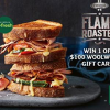 Win 1 of 5 Grocery Gift Cards