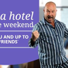 Win a hotel for you & up to 50 friends!