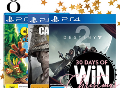 Win an Activision Gaming Prize Pack
