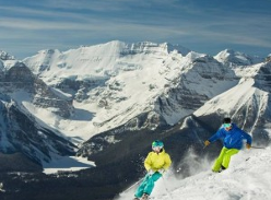 Win a Holiday for 2 to Canada