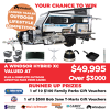 Win A Windsor Hybrid Camper Trailer