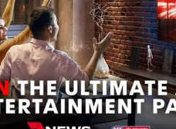 Win the ultimate AFL grand final entertainment pack