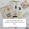 Win A Santa Baby Skin Care Bundle By Little Bairn