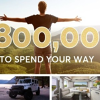 Win $800,000 To Spend Your Way