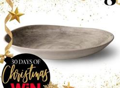 Win a Wonki Ware handmade platter