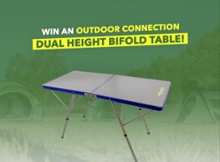Win a Dual Height Bifold Table