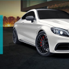Win a White Hot Mercedes-AMG C63 S