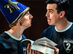 Win 1 of 5 double passes to 'Potted Potter' at Sydney's Seymour Centre