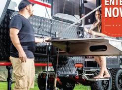 Win a $45,000 Caravan