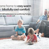 Win 1 of 3 residential LG Air Conditioning Packages