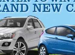 Win a Brand New Car