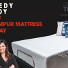 Win 1 of 5 $10k TEMPUR mattress prize packs!