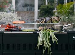 Win a Heston Blumenthal Everdure HUB 2 Charcoal BBQ