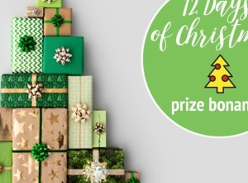 Win the 12 days of Christmas prize pack!