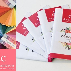 Win 1 of 2 Personal Colour Analysis Consultations with Donna Cameron!