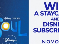 Win a 3N Stay at Any Novotel Hotel & Annual Disney+ Subscription