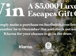 Win a $5,000 Luxury Escapes gift card