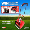 Win one of the first Rover Liberty 43 Cylinder Mower's in Australia