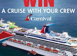 Win an 11-Day South Pacific Cruise!