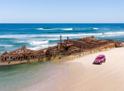 Win a Fraser Island 4WD Adventure for 2