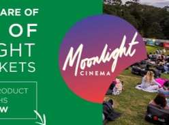 Win a share of $10,000 of Moonlight Cinema tickets!
