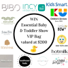Win an Essential Baby & Toddler Show VIP Gift Bag
