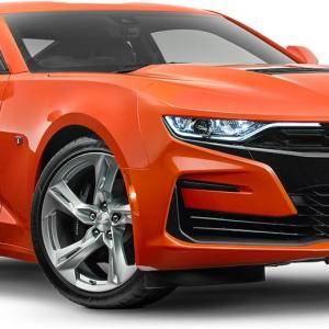 Win a Chevrolet Camaro 2ss or $100,000 in Gold Bullion