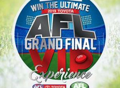 Win a VIP Footy Grand Final Trip & More